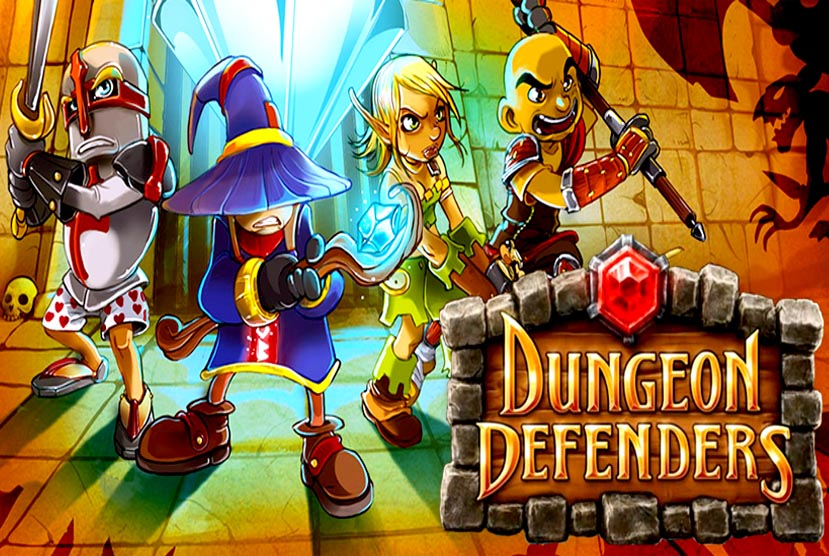 Dungeon Defenders Free Download Crack Repack-Games