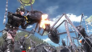 EARTH DEFENSE FORCE 5 Free Download Repack-Games