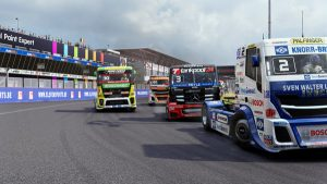 FIA European Truck Racing Championship Free Download Repack Games