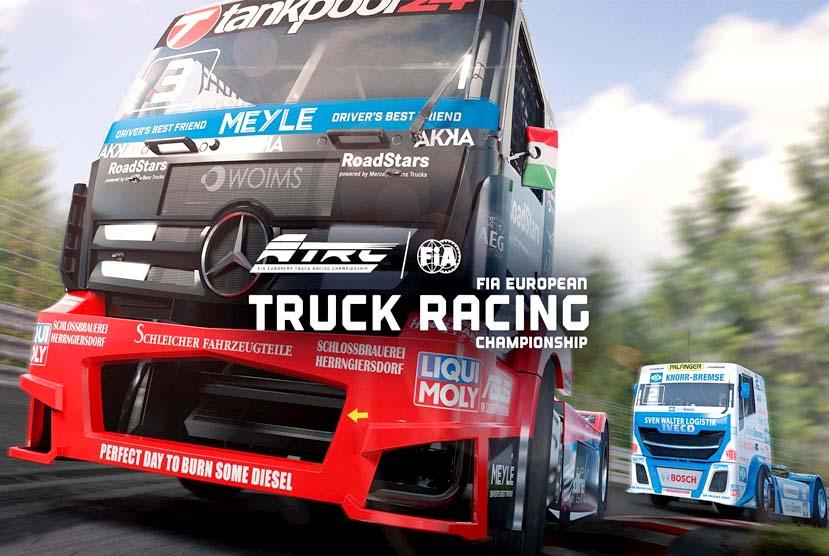 FIA European Truck Racing Championship Free Download Torrent Repack-Games