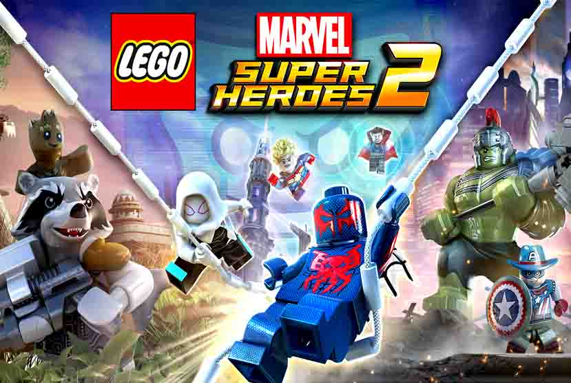 LEGO Marvel Super Heroes 2 Free Download Crack Repack-Games