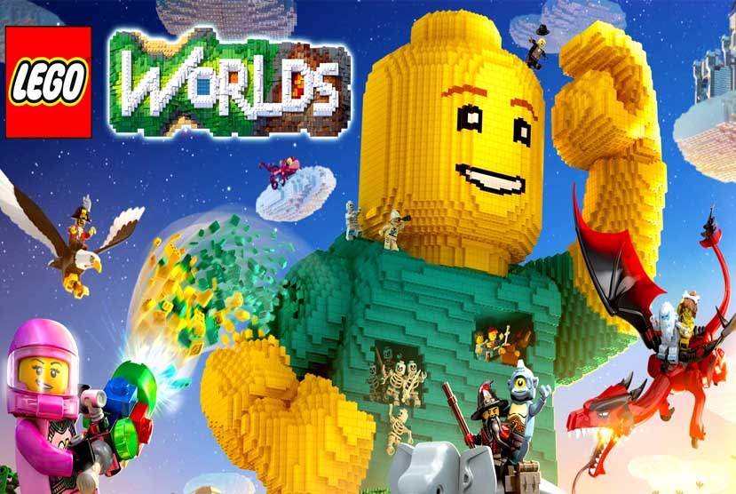 LEGO Worlds Free Download Crack Repack-Games