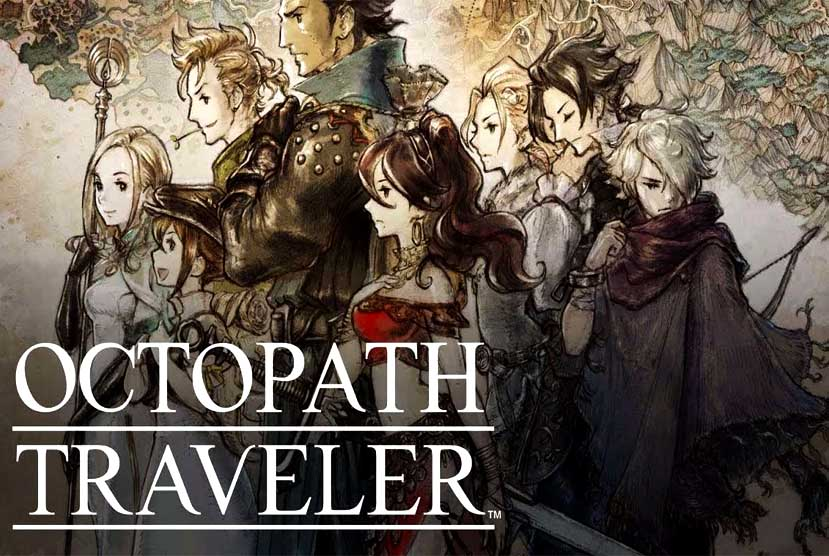 OCTOPATH TRAVELER Free Download Crack Repack-Games
