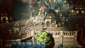 OCTOPATH TRAVELER Free Download Repack-Games
