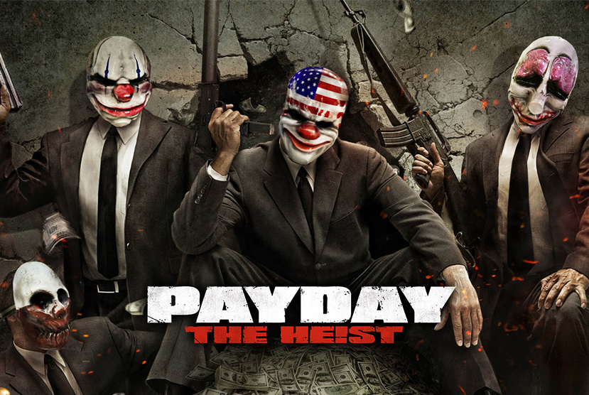 PAYDAY The HeiST Repack-Games
