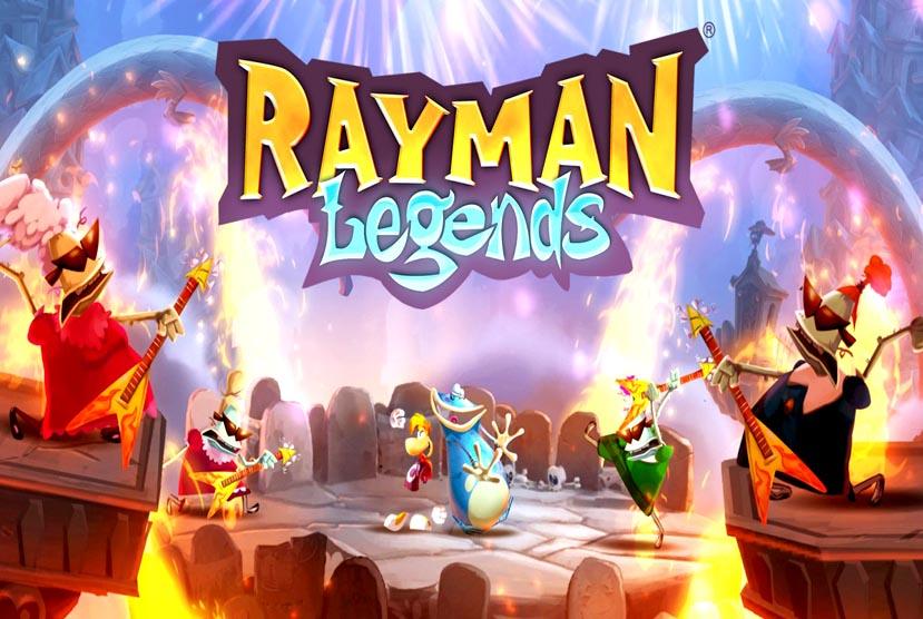 Rayman Legends Free Download Torrent Repack-Games
