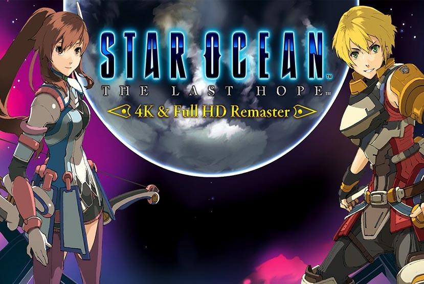 STAR OCEAN THE LAST HOPE 4K & Full HD Remaster Free Download Torrent Repack-Games
