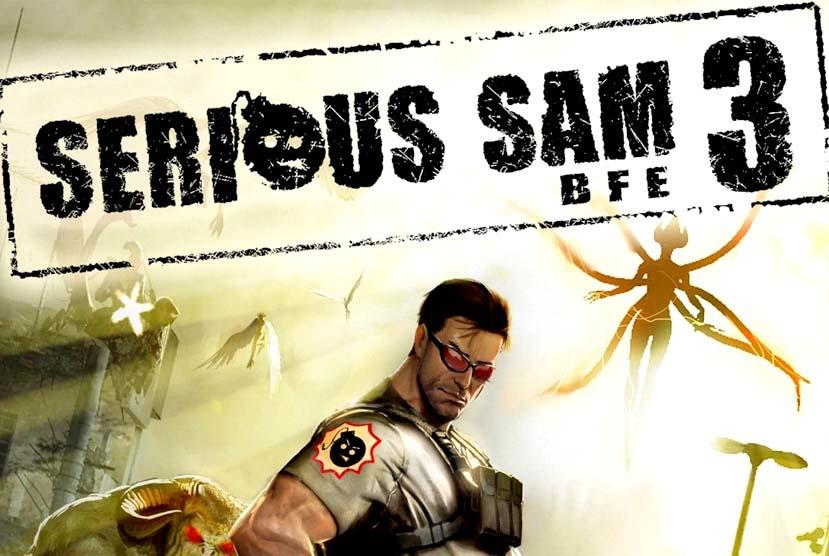 Serious Sam 3 BFE Free Download Crack Repack-Games