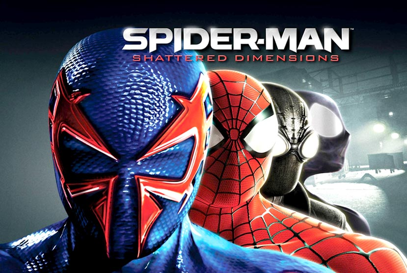 Spider-Man Shattered Dimensions Free Download Torrent Repack-Games