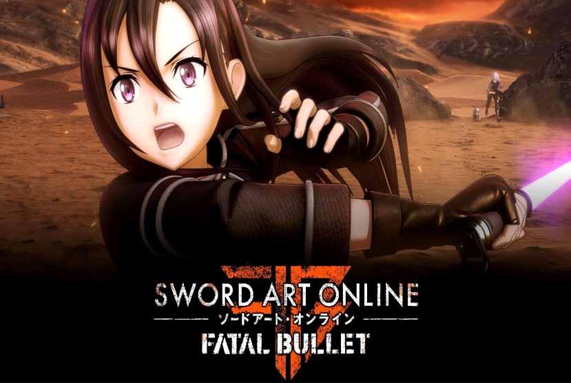 Sword Art Online Fatal Bullet Free Download Crack Repack-Games
