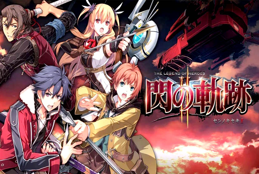 The Legend of Heroes Trails of Cold Steel II Free Download Crack Repack-Games
