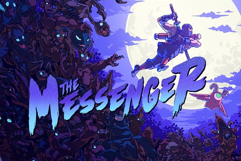 The Messenger Free Download Crack Repack-Games