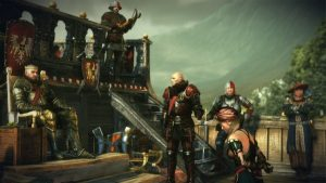 The Witcher 2 Assassins of Kings Enhanced Edition Free Download Repack-Games