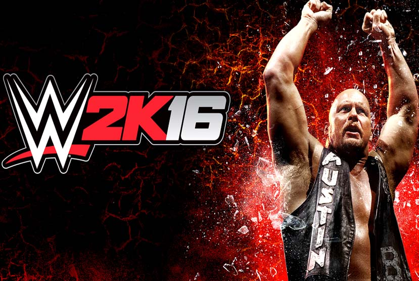 WWE 2K16 Free Download Crack Repack-Games