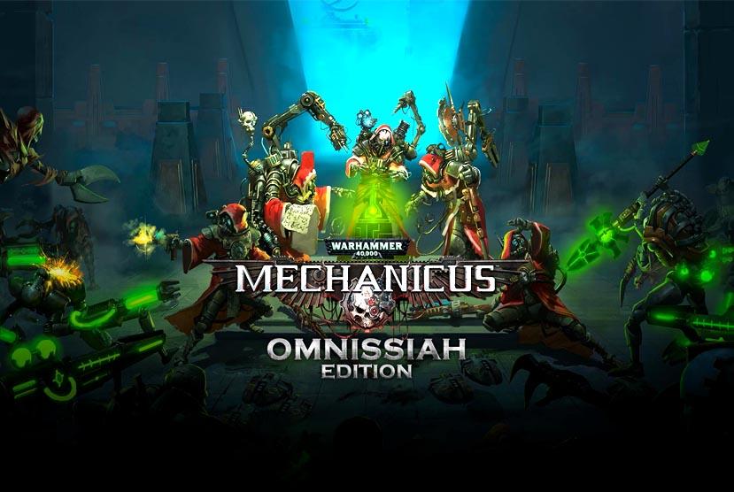 Warhammer 40,000 Mechanicus OMNISSIAH EDITION Free Download Crack Repack-Games