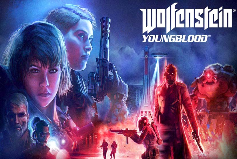 Wolfenstein Youngblood Free Download Torrent Repack-Games