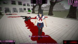 Yandere Simulator Free Download Repack-Games