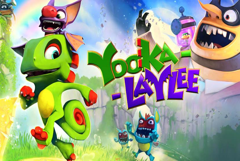 Yooka-Laylee Free Download Torrent Repack-Games