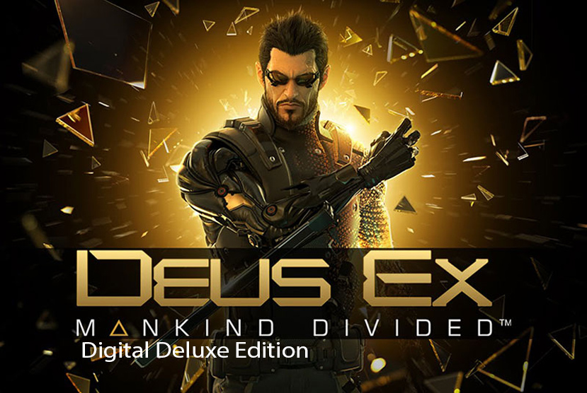 deus ex mankind divided digital deluxe repack-games