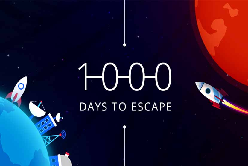 1000 days to escape Free Download Torrent Repack-Games