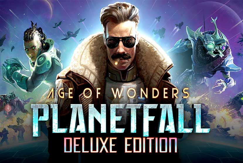 Age of Wonders Planetfall DELUXE EDITION Free Download Repack-Games