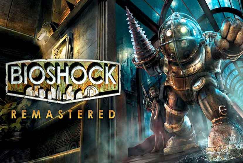 BioShock Remastered Free Download Torrent Repack-Games