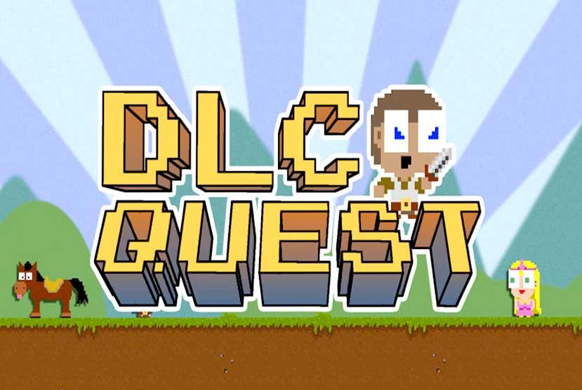 DLC Quest Free Download Torrent Repack-Games