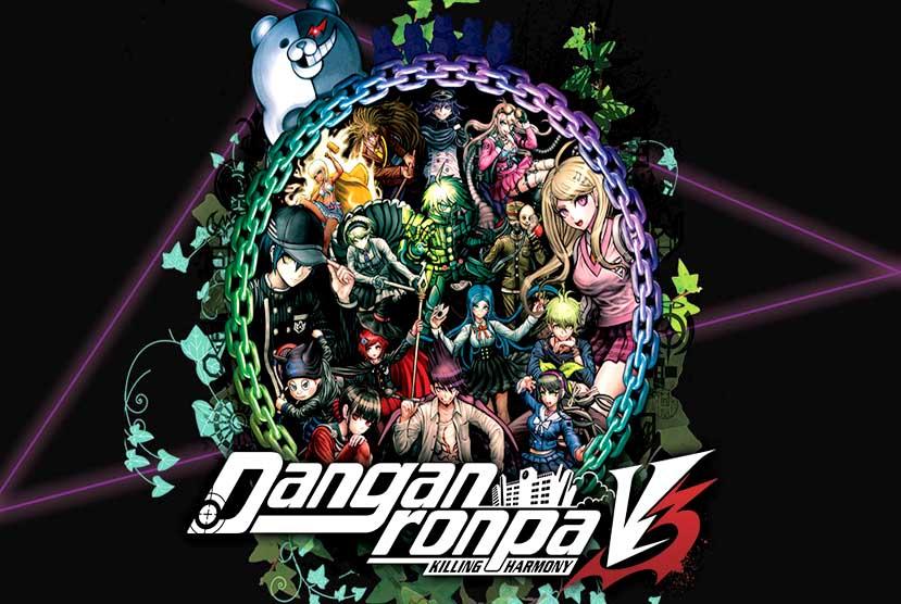 Danganronpa V3 Killing Harmony Free Download Torrent Repack-Games