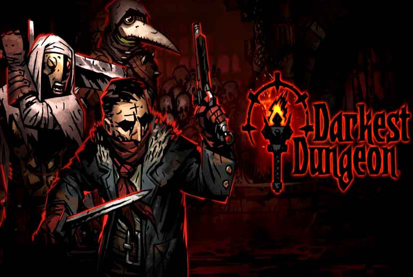 Darkest Dungeon Free Download Crack Repack-Games