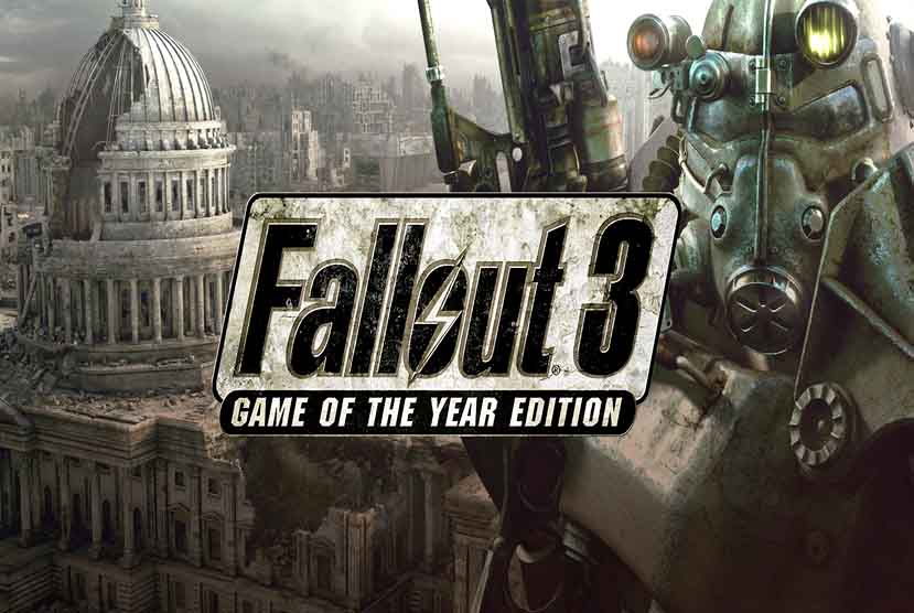 Fallout 3 Game of the Year Edition Free Download Torrent Repack-Games