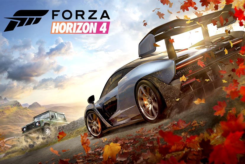 Forza Horizon 4 Ultimate Edition Free Download Torrent Repack-Games