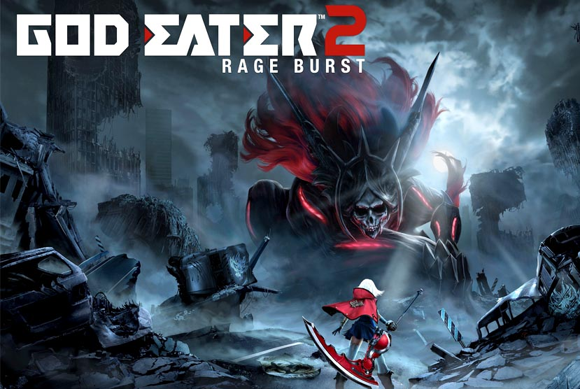 GOD EATER 2 Rage Burst Free Download Torrent Repack-Games