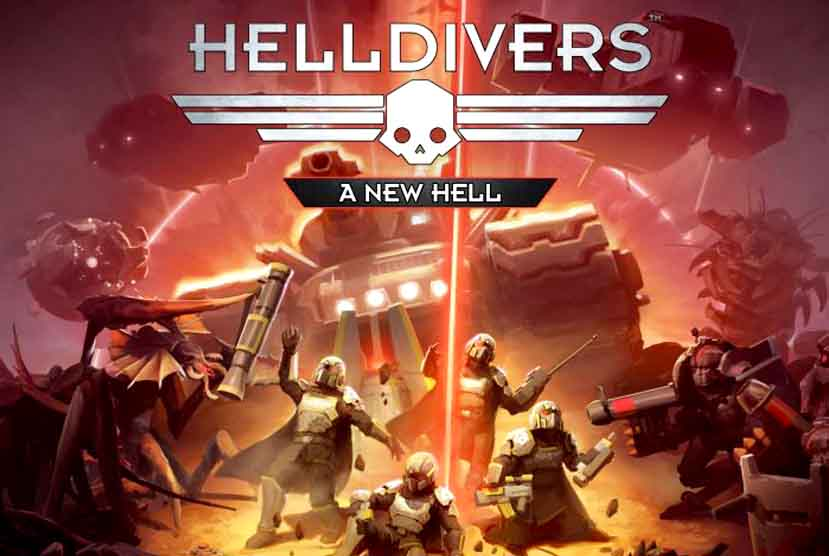 HELLDIVERS A New Hell Edition Free Download Torrent Repack-Games
