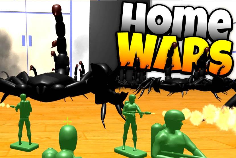 Home Wars Free Download Crack Repack-Games