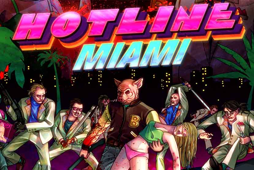 Hotline Miami Free Download Crack Repack-Games
