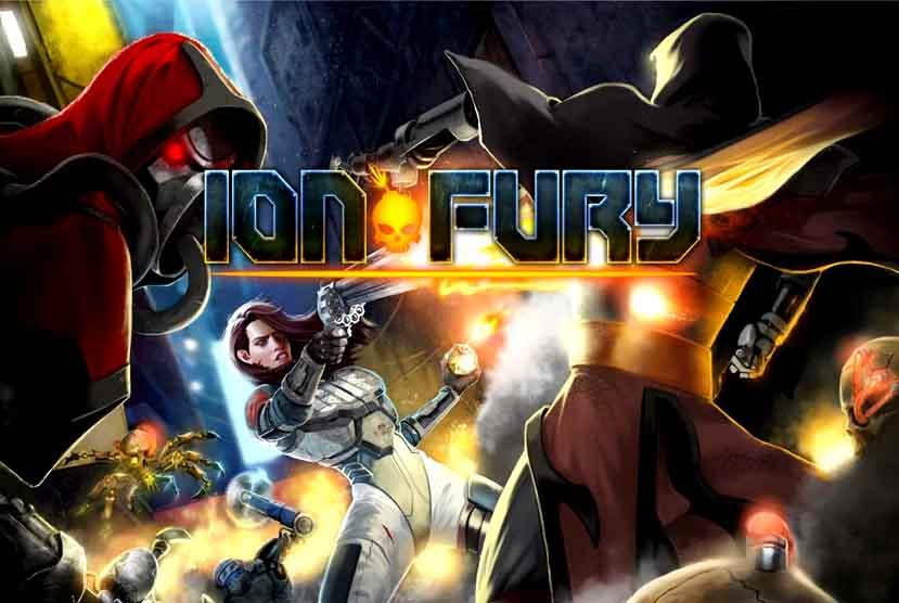 Ion Fury Free Download Torrent Repack-Games