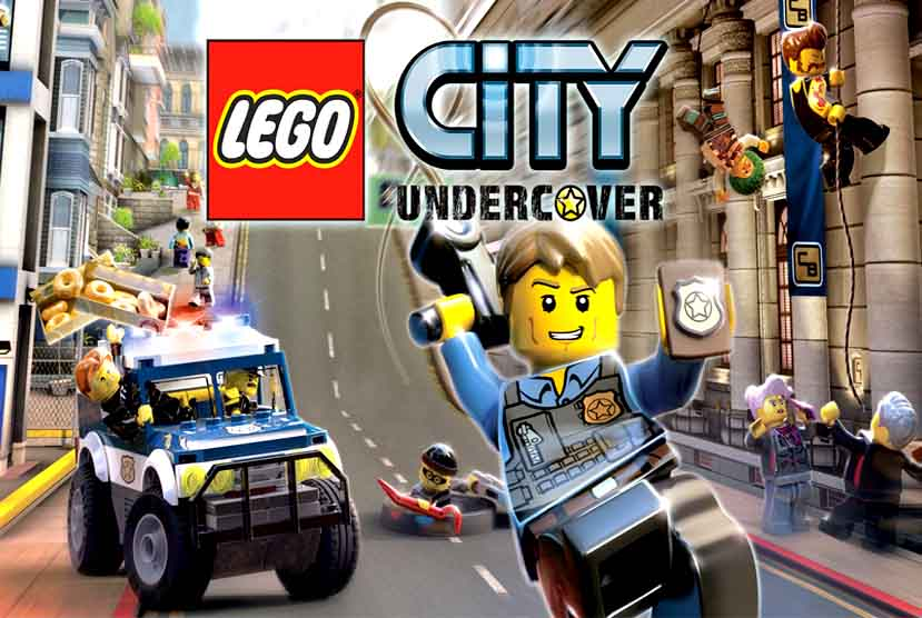 LEGO City Undercover Free Download Torrent Repack-Games