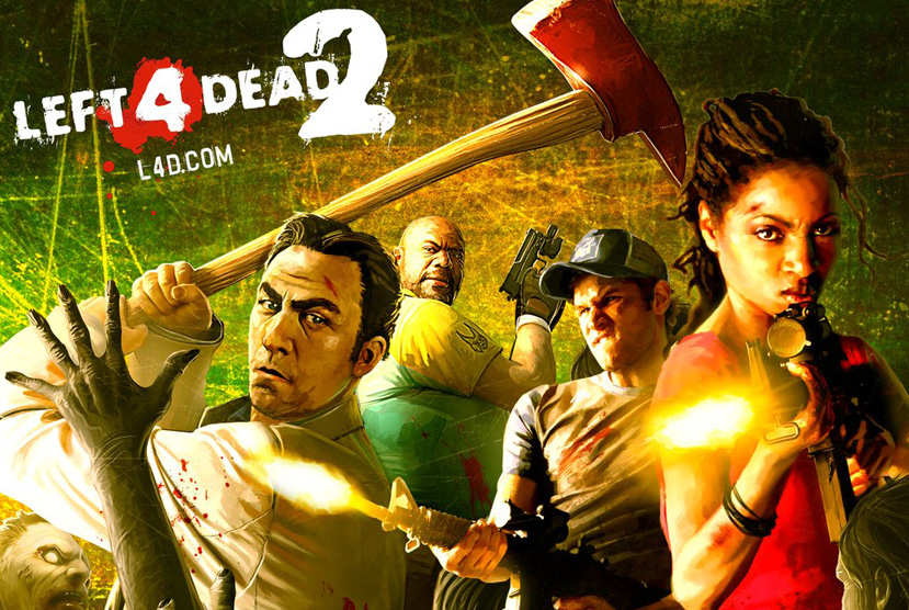 Left 4 Dead 2 Free Repack-Games