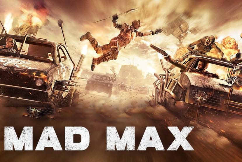 MAD MAX REPACK-GAMES