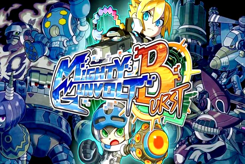 MIGHTY GUNVOLT BURST Free Download Torrent Repack-Games