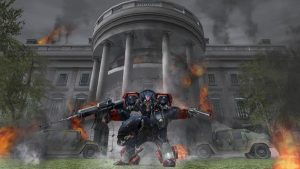 Metal Wolf Chaos XD Free Download Repack-Games