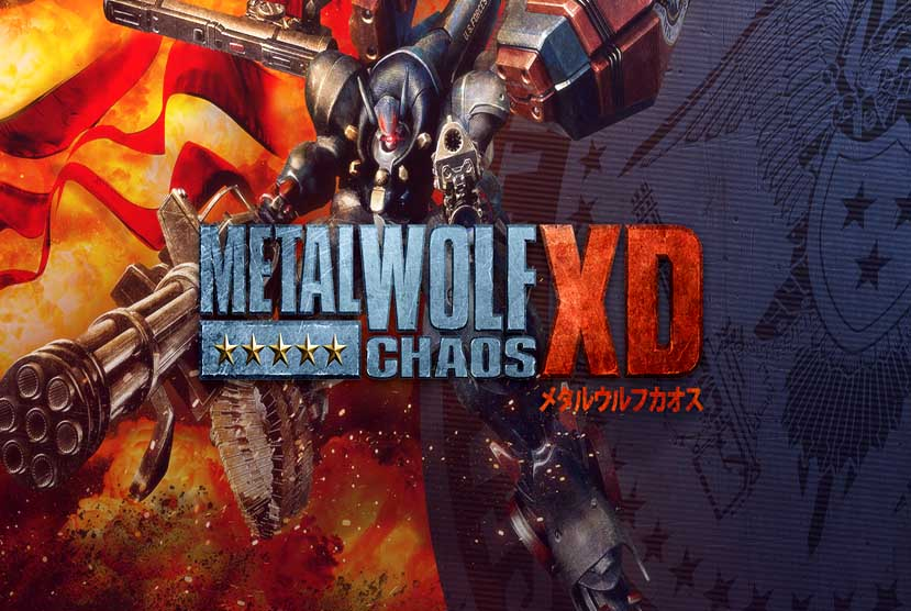 Metal Wolf Chaos XD Free Download Torrent Repack-Games