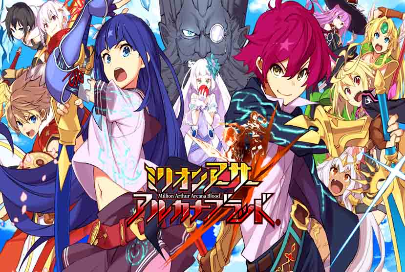 Million Arthur Arcana Blood Free Download Torrent Repack-Games