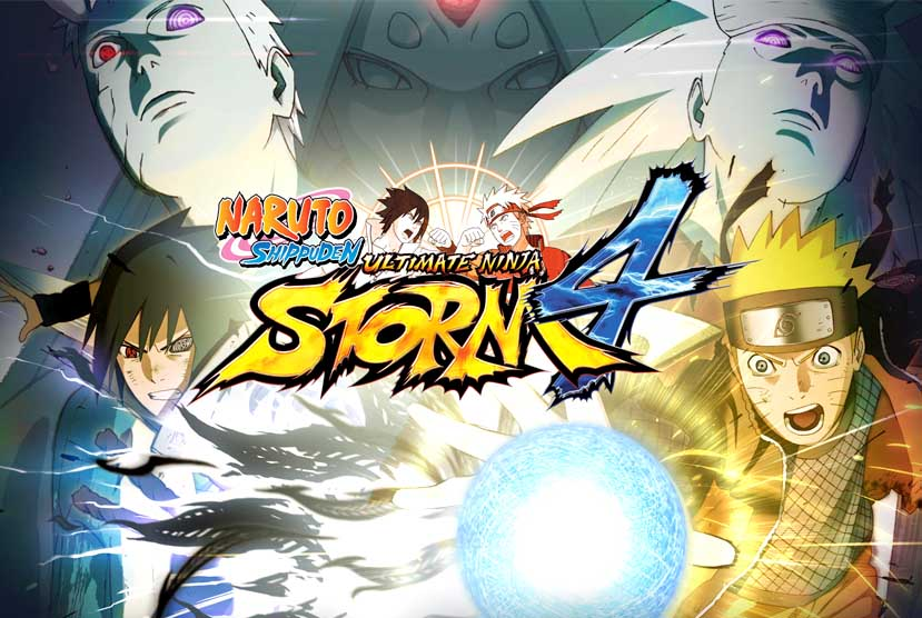 NARUTO SHIPPUDEN Ultimate Ninja STORM 4 Free Download Crack Repack-Games