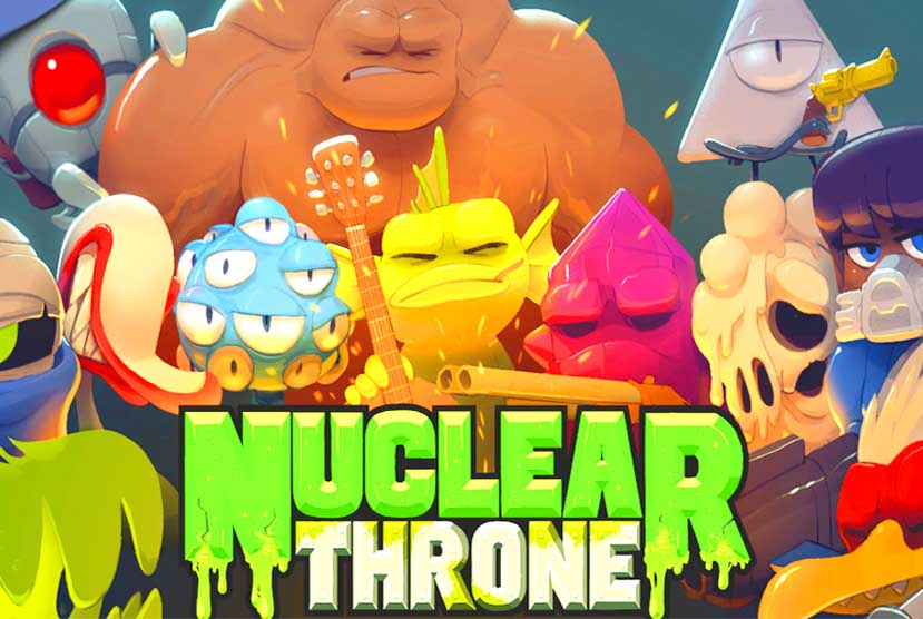 Nuclear Throne Free Download Torrent Repack-Games