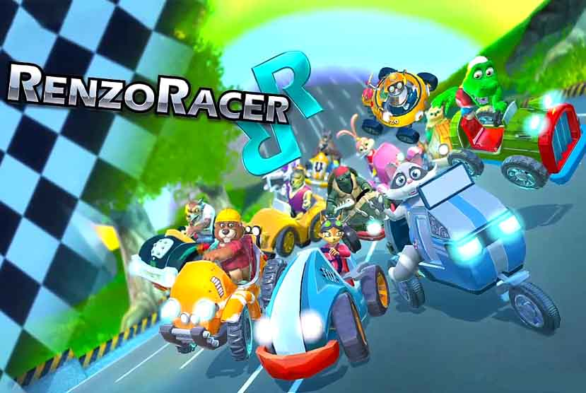 Renzo Racer Free Download Torrent Repack-Games