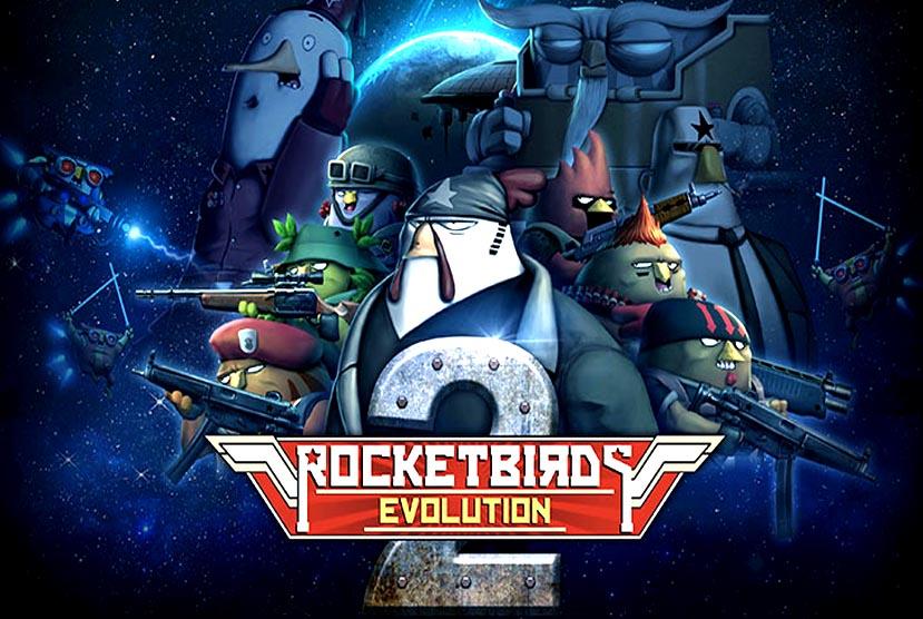 Rocketbirds 2 Evolution Free Download Torrent Repack-Games