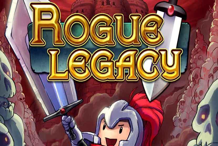 Rogue Legacy Free Download Crack Repack-Games