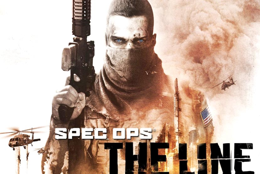 Spec Ops The Line Free Download Torrent Repack-Games