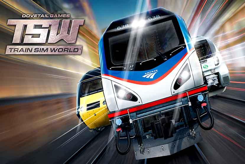Train Sim World Free Download Crack Repack-Games